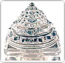 shri-yantra Crystal